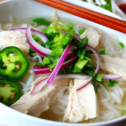 "The image for Un ""Pho"" Gettable"